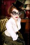 Steampunk Katya by Candylust-Photo