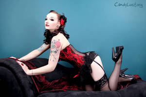 Pin up Doll by Candylust-Photo