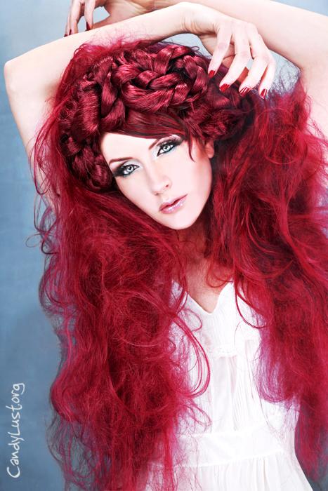 Sharon TK Dreamy by Candylust-Photo