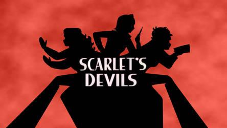 Scarlet's Devils by kossza