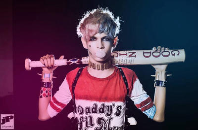 Harley Quinn - Suicide Squad Genderbend Cosplay by not-wild