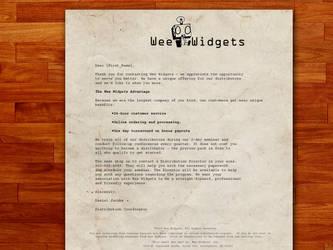 Automail page by MooseRocks