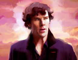 Sherlock Holmes by TheWaywardDaughter