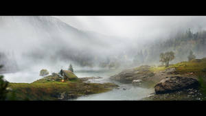 matte painting_solitary