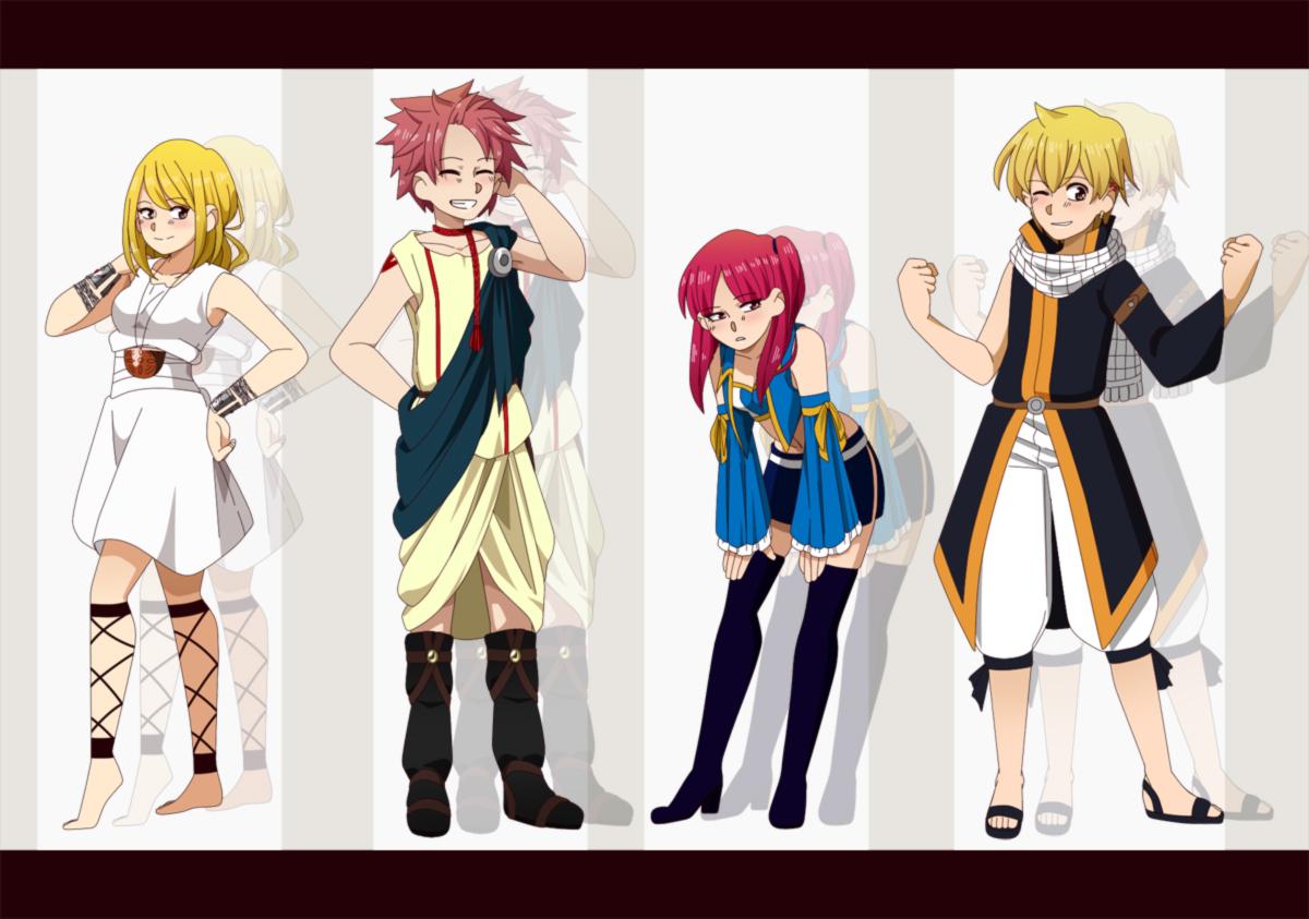 crossover by harumi