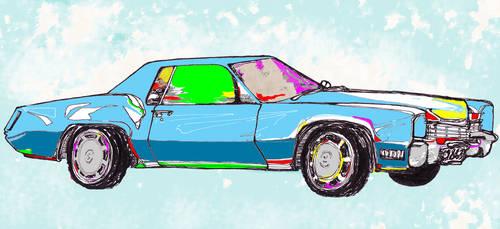 color caddy