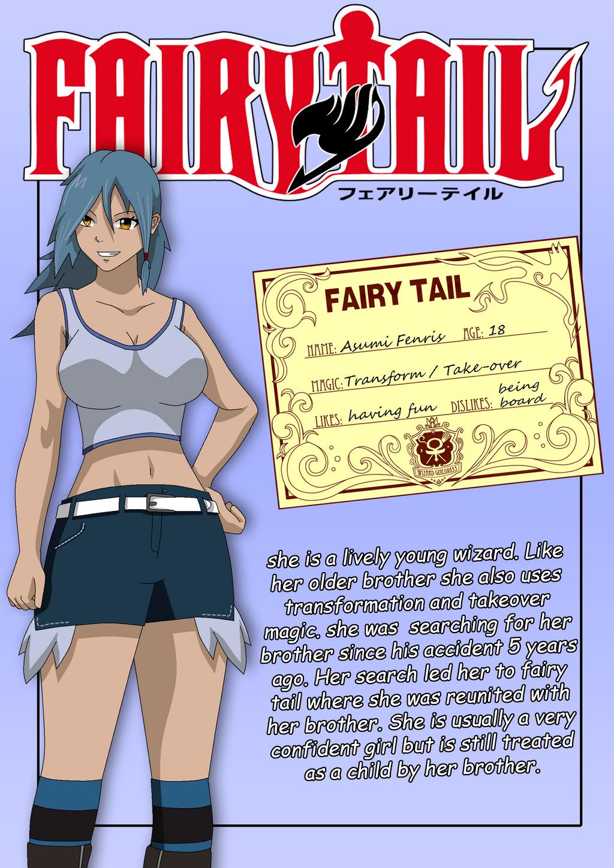 Fairy Tail OC maker - Survey