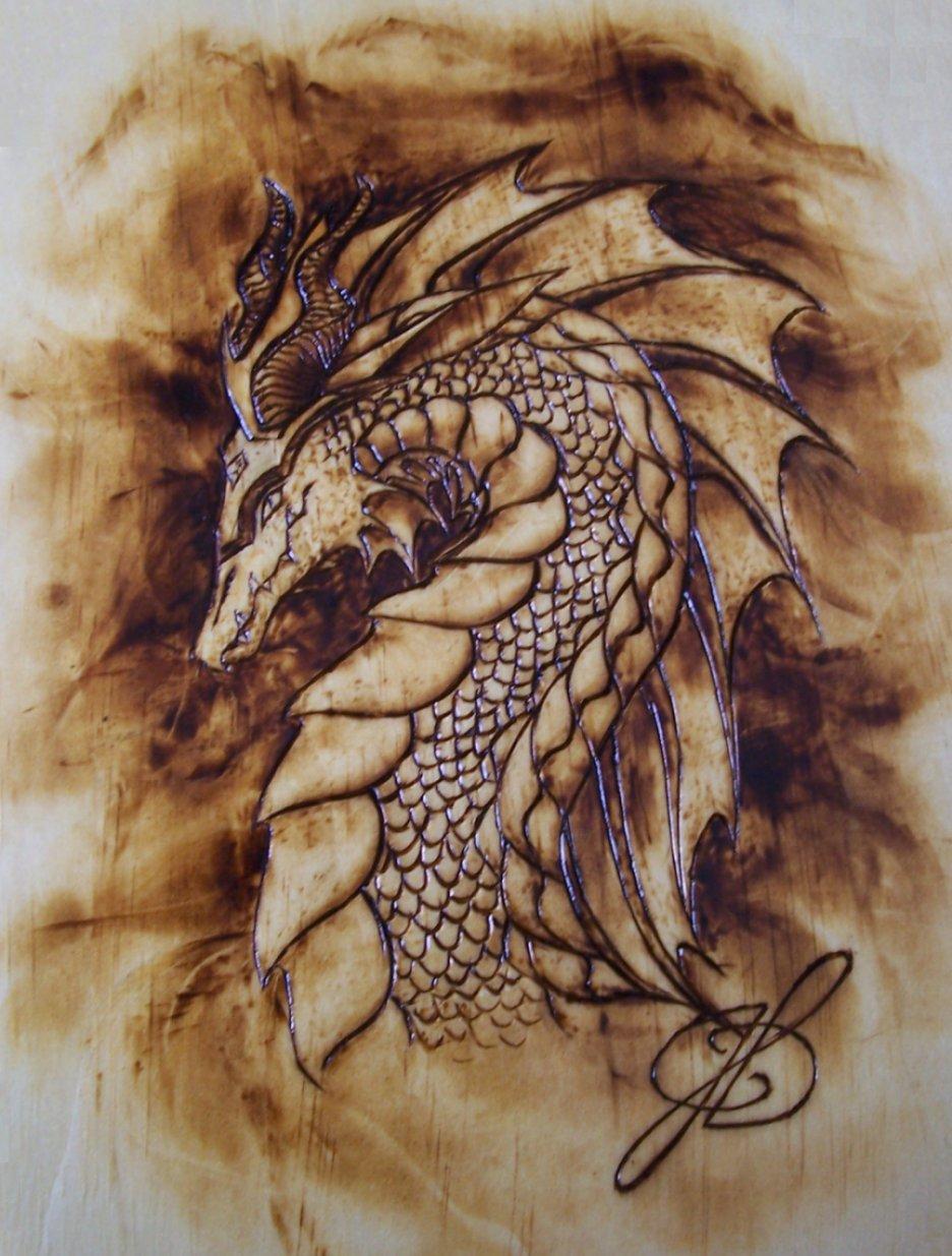 Horse Wood Burning Patterns Free