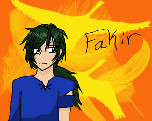 Fakir by Rathdrgnknight