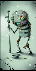 Rob - Bot by Nik-Noumenak