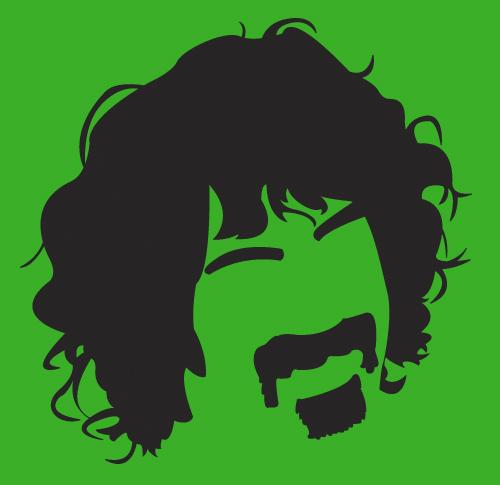 Frank Zappa Logo 16077 | DFILES