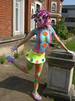 Dolly clown 3 by drinksvarler