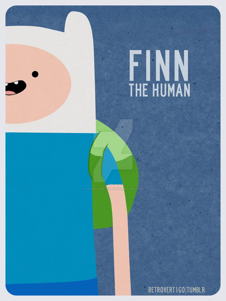 Finn the human by retro-vertigo