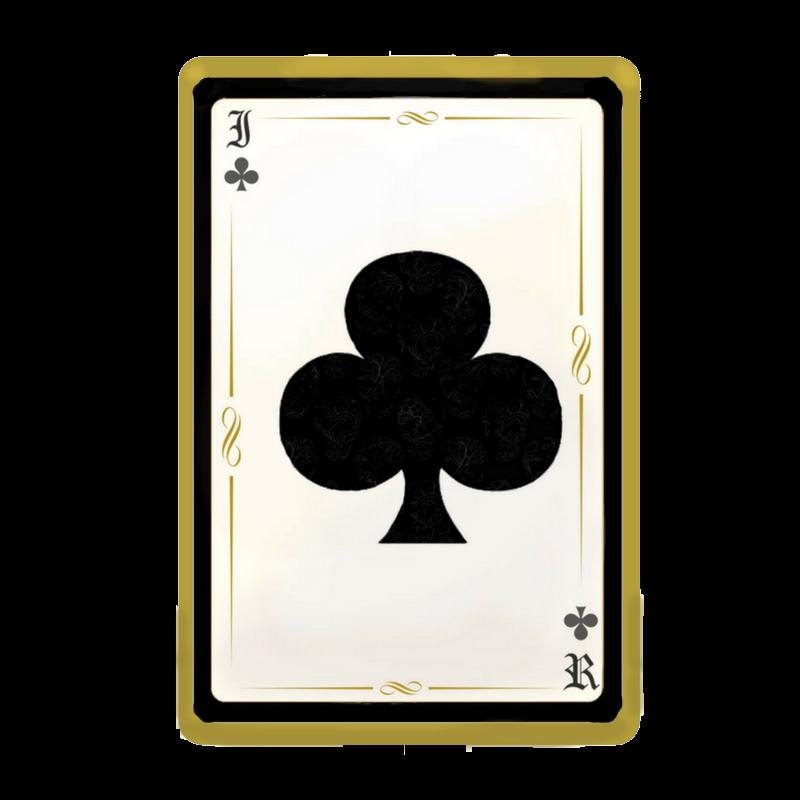 Insidious Rooks card, Clover by EvaLarenalder