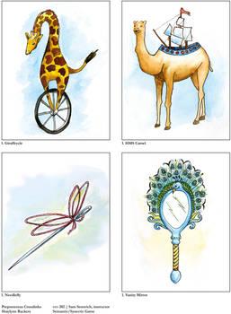 Conceptual Hybrids