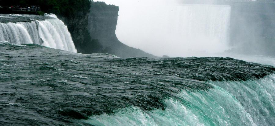Niagara Falls by Flamesofmercy