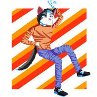 Cat boyo
