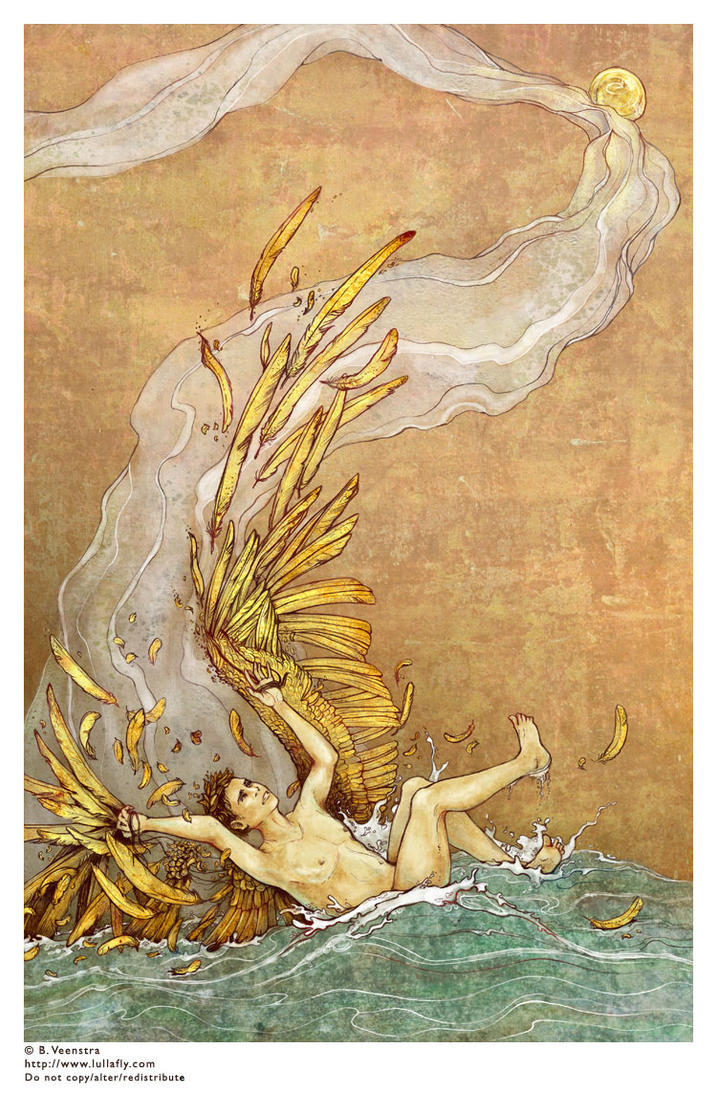 an analysis of different meanings of art and literature in the myth of icarus Glossary: allusion and some allusions landscape with the fall of icarus by william carlos allusions to icarus appear in many works of art, including.