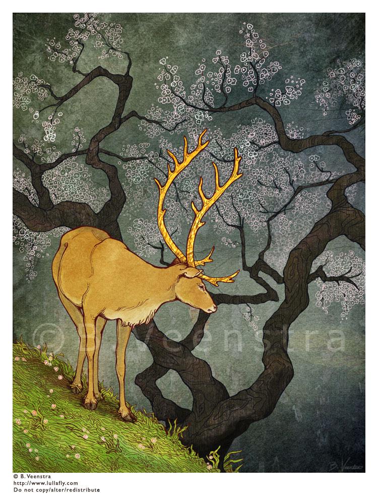 Artemis Greek Goddess Symbol .: the ceryneian hind ...