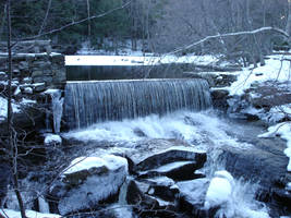 Old Mill Waterfall