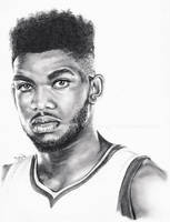 Karl-Anthony Towns by mmyles