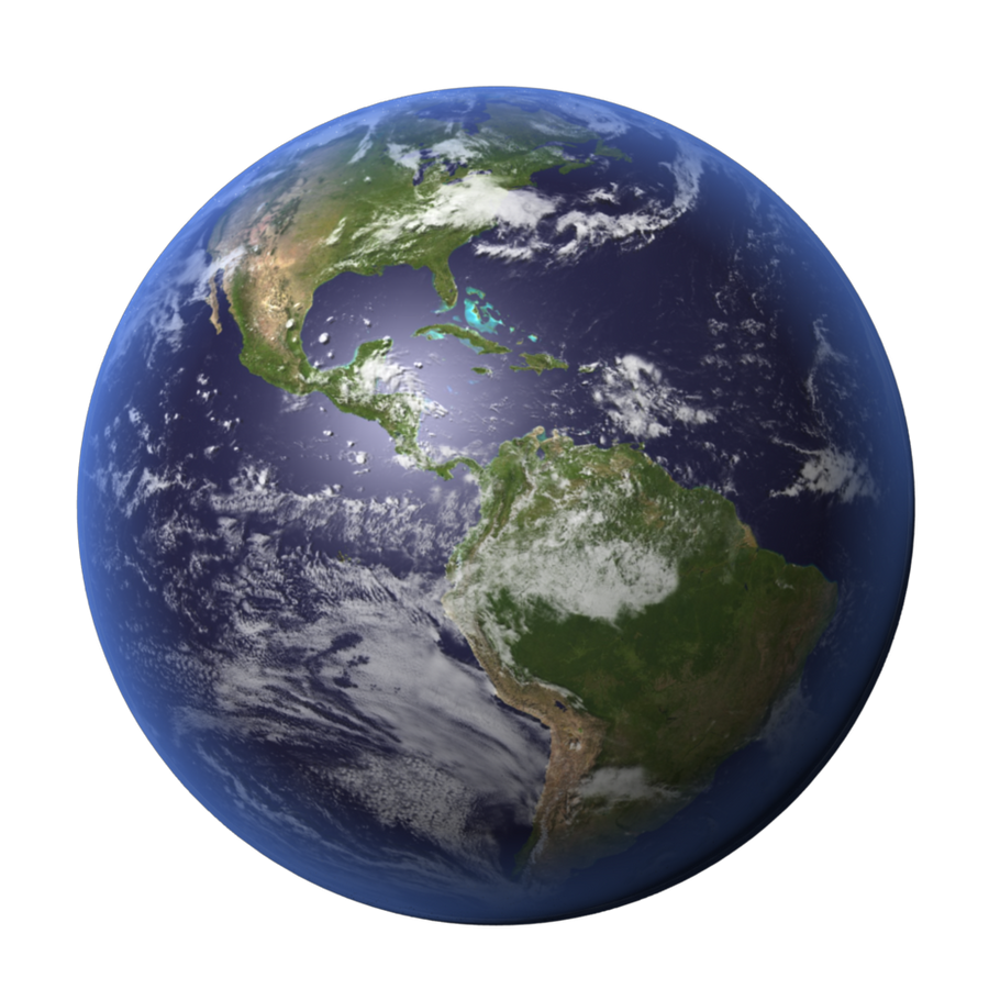 earth transparent background - photo #16