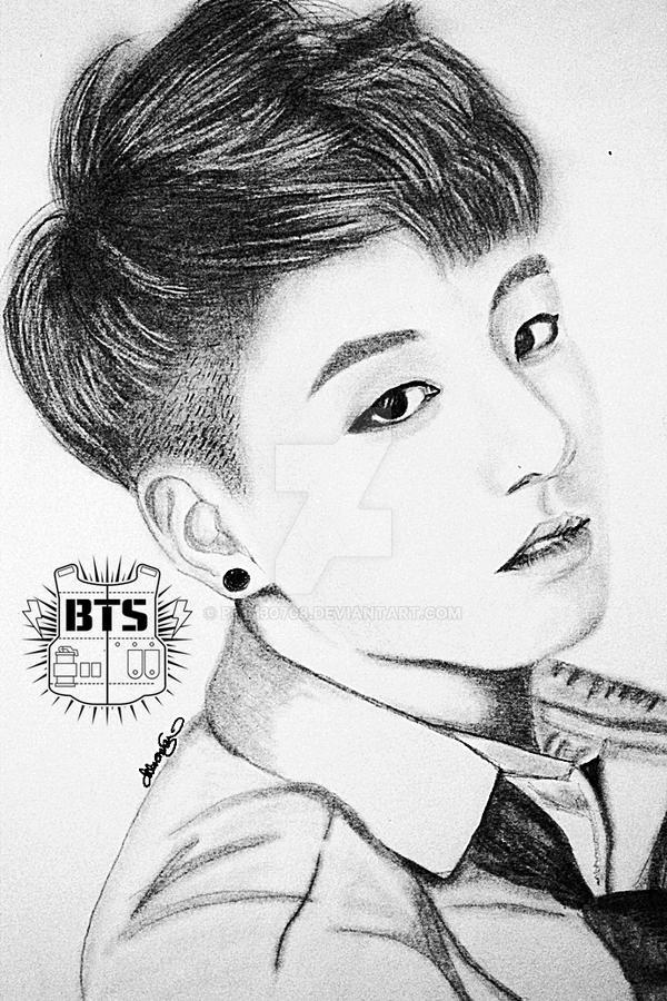 Jungkook Bts Drawings: JUNGKOOK BOY IN LUV By BTS130708 On DeviantArt