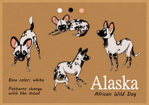 Reference Sheet: Alaska