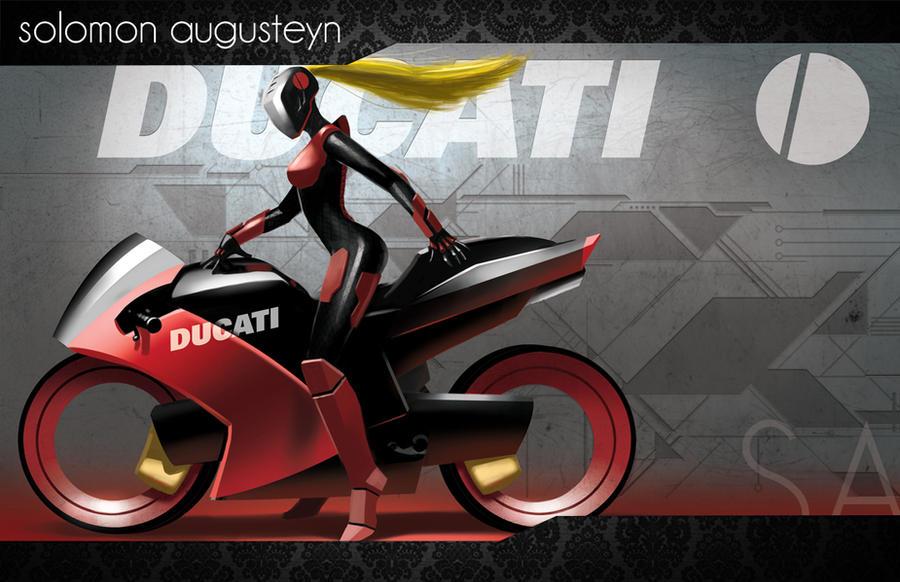 Ducati by Solo78