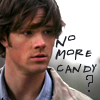 +Sam-No More Candy+ by FallenAngelRuby
