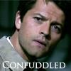 +Castiel Confuzzled+ by FallenAngelRuby