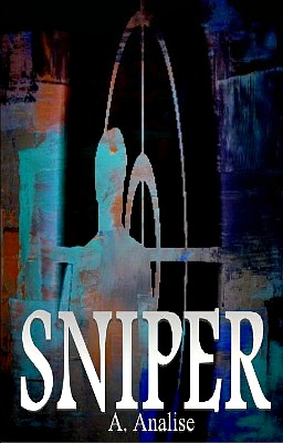 SNIPER Book Cover Design 2 by Augustyne