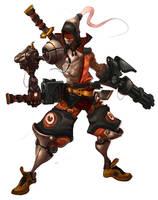 assassin designn by salahh