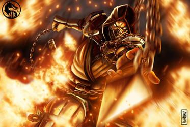 Scorpion Mortal Kombat 11