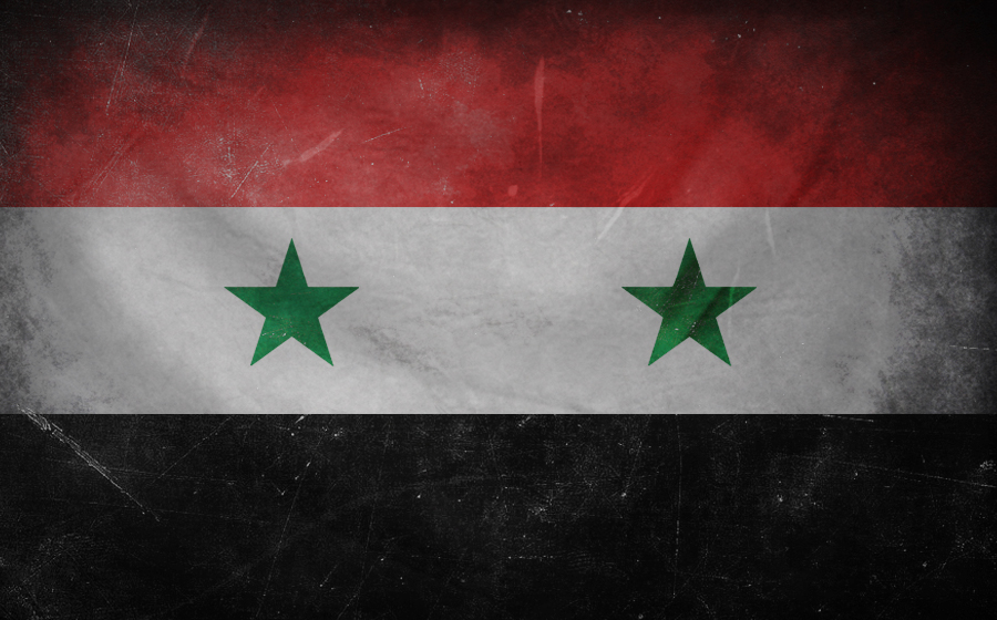 Flag Of Syria By Arj On DeviantArt - Syria flag