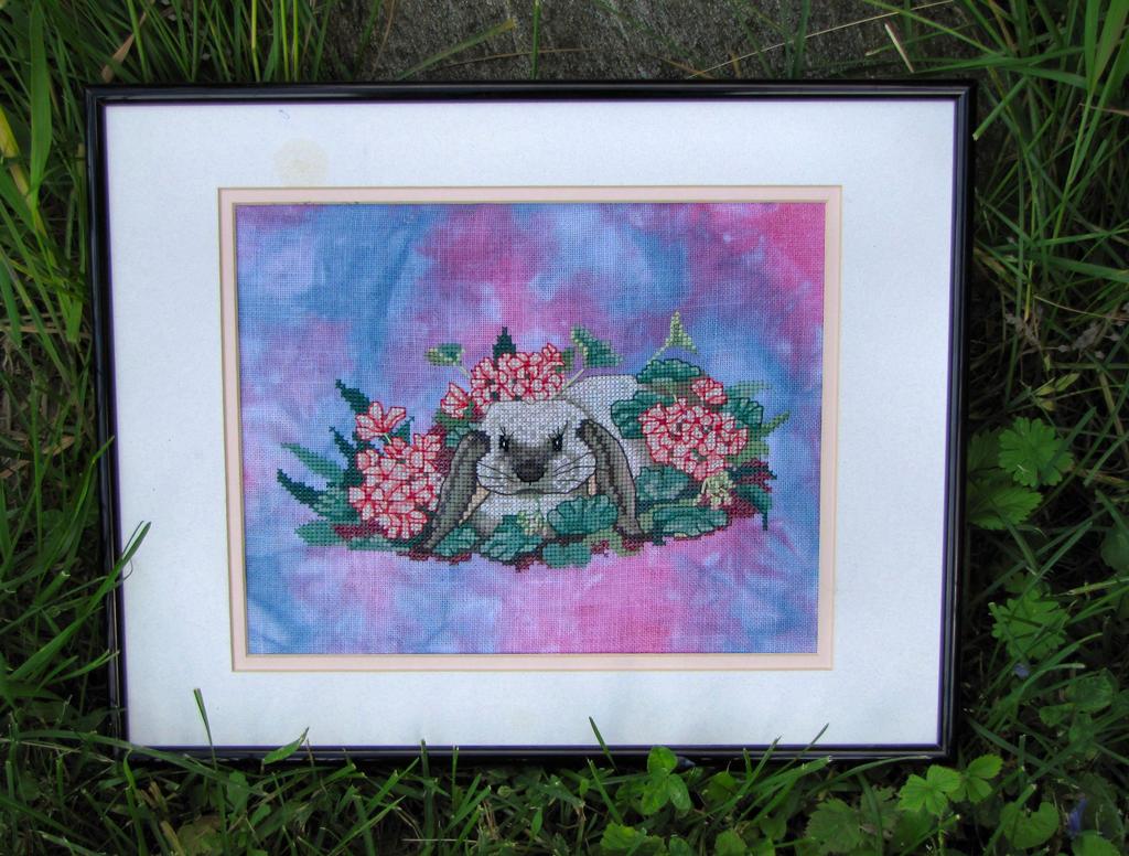 Springtime Bunny by Katjakay
