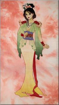 Mucha Mulan