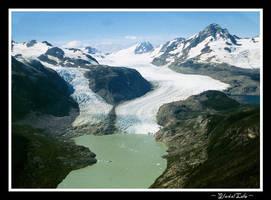 Glacial Lake by Katjakay
