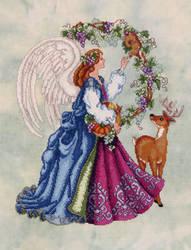Angel of the Harvest by Katjakay