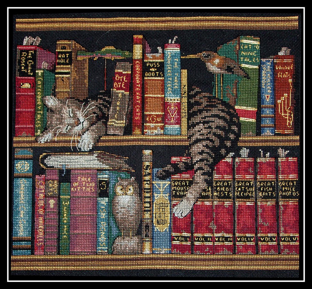 Frederick the Literate by Katjakay