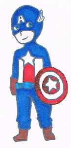 Cap'n America by ENT77