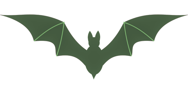 Green Bat 1 by JosephBlakeParker