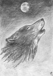 the Howling of the Wolf