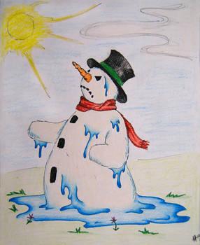 Snowman's End