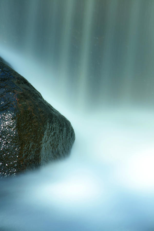 Falling Water I by Photopathica