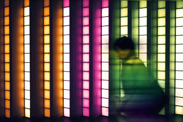 Tokyo train station by nadeazowie