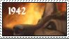 1942 Eternal Snow Stamp by BlueHunter