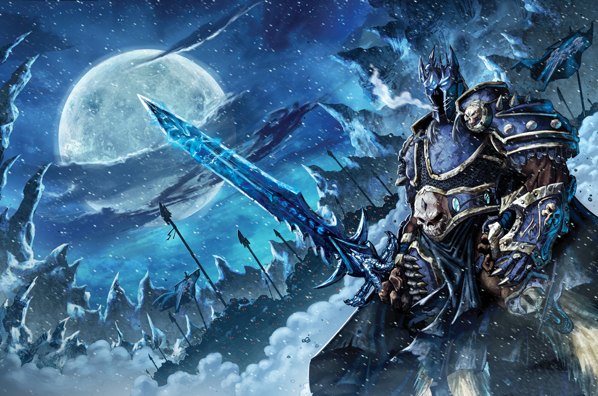 Warcraft The Rise Of The Lich King Movie Script Penned By Saving