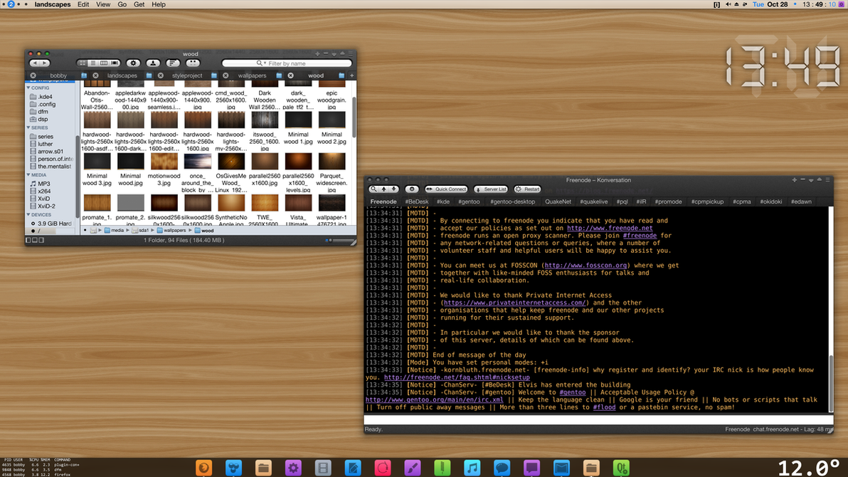 My latest mac cloning by Th3R0b