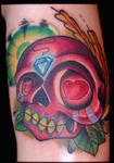 dimond suga skull